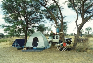 Botswana Private Camps Fees