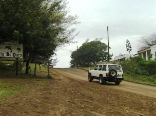 Mozambique Road Conditions - Ponta do Ouro